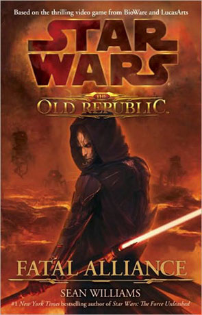 The Old Republic: Fatal Alliance, a novel by Sean Williams