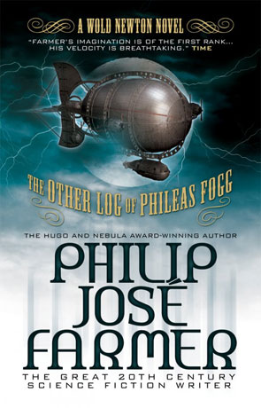 The Other Log of Phileas Fogg, a novel by Philip Jose Farmer