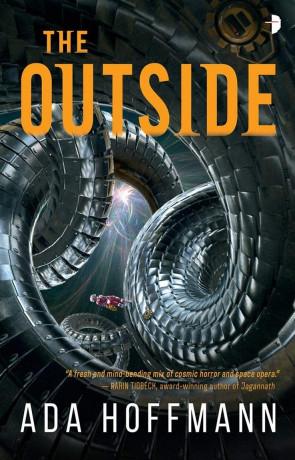 The Outside, a novel by Ada Hoffman
