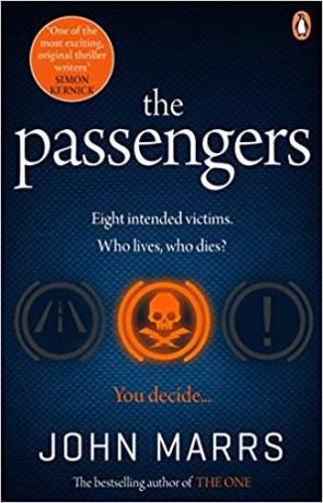 The Passengers, a novel by John Marrs
