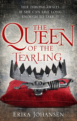 The Queen of the Tearling, a novel by Erika Johansen