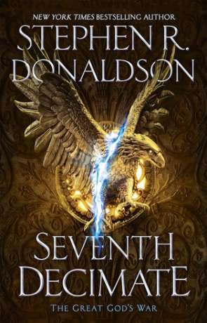 The Seventh Decimate, a novel by Stephen Donaldson