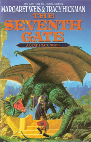 The Seventh Gate, a novel by Weis and Hickman