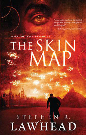 The Skin Map, a novel by Stephen Lawhead