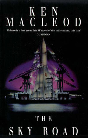 The Sky Road, a novel by Ken Mcleod