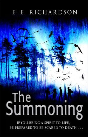 The Summoning, a novel by EE Richardson