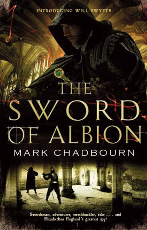 The Sword of Albion, a novel by Mark Chadbourn