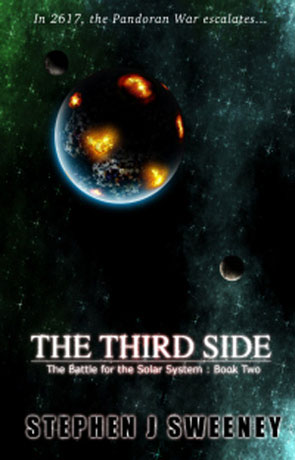 The Third Side, a novel by Stephen Sweeney