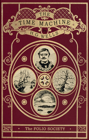 The Time Machine and The Island of Doctor Moreau, a novel by HG Wells