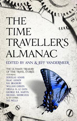 The Time Travellers Almanac, a novel by Ann Vandermeer