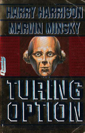 The Turing Option, a novel by Harry Harrison