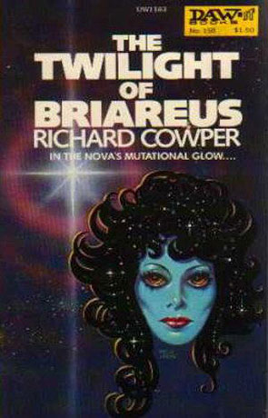 The Twilight of Briareus, a novel by Richard Cowper