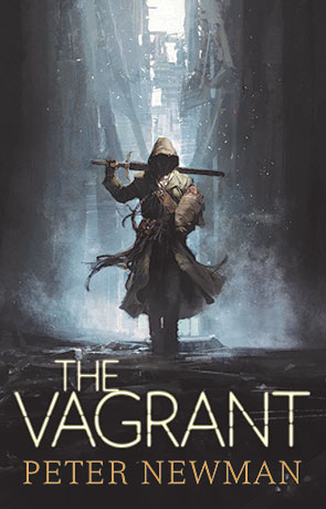 The Vagrant, a novel by Peter Newman