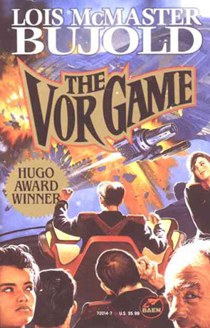 The Vor Game, a novel by Lois McMaster Bujold