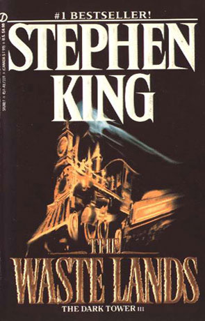 The Waste Lands, a novel by Stephen King