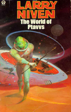 The World of Ptavvs, a novel by Larry Niven
