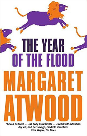 The Year of the Flood, a novel by Margaret Atwood