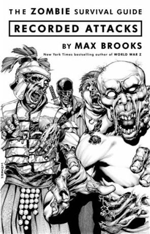 The Zombie Survival Guide: Recorded Attacks, a novel by Max Brooks