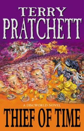 Thief of Time, a novel by Terry Pratchett