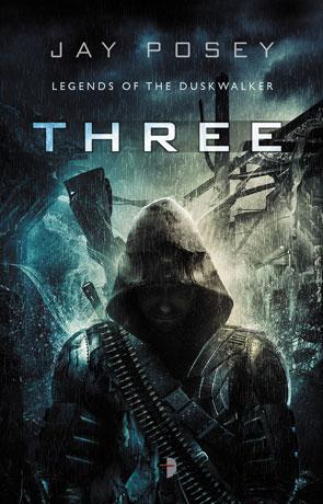 Three, a novel by Jay Posey