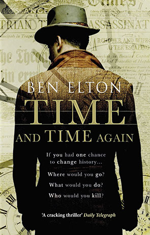 Time and Time Again, a novel by Ben Elton