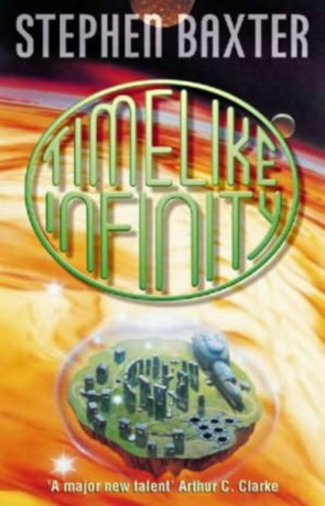 Timelike Infinity, a novel by Stephen Baxter