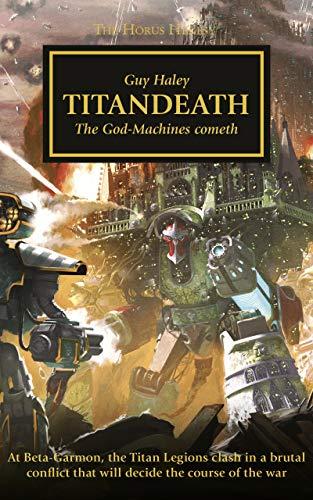 Titan Death, a novel by Guy Haley