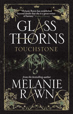 Touchstone, a novel by Melanie Rawn