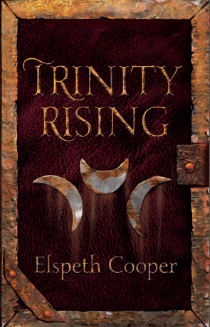 Trinity Rising, a novel by Elspeth Cooper