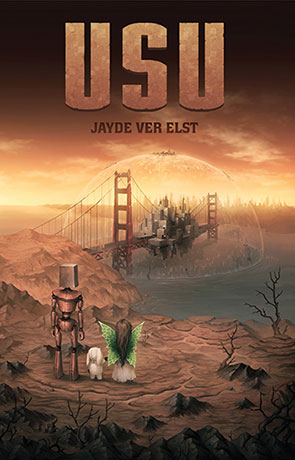 USU, a novel by Jayde Ver Elst