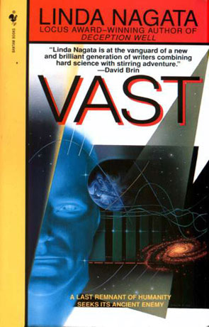 Vast, a novel by Linda Nagata