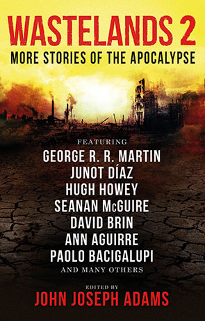 Wastelands 2, a novel by John Joseph Adams