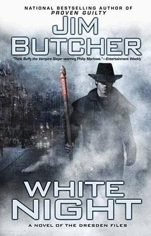 White Night, a novel by Jim Butcher
