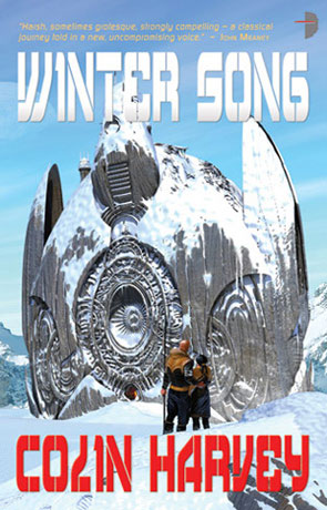 Winter Song, a novel by Colin Harvey