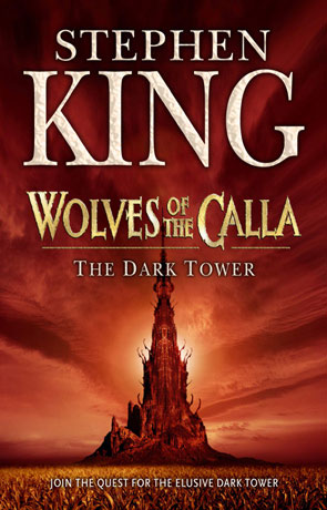 Wolves of the Calla, a novel by Stephen King
