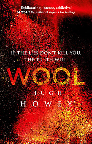 Wool, a novel by Hugh Howey