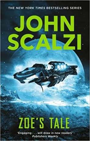 Zoe's Tale, a novel by John Scalzi