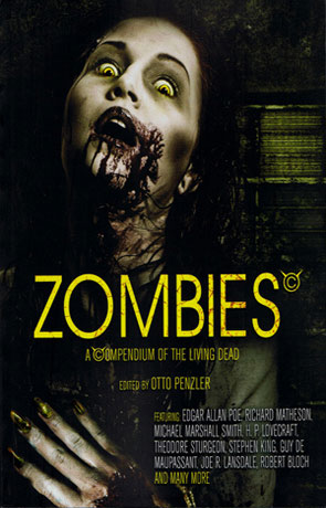 Zombies: A Compendium, a novel by Otto Penzler